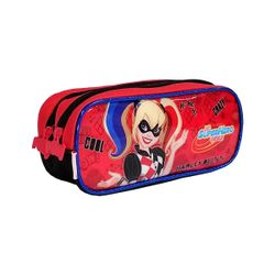 estojo-duplo-super-hero-girls-harley-queen-19y-sestini