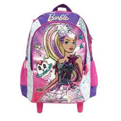 mochila-com-rodinha-barbie-avent-estrelas-rosa-m-sestini