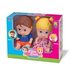 boneca-little-dolls-gemeos-menina-e-menino-divertoys