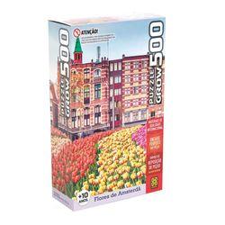 Quebra-Cabeca-Puzzle-500-pecas-Flores-em-Amsterdam---Grow
