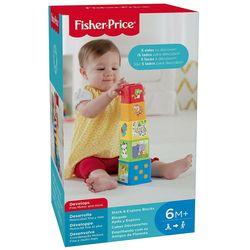 Fisher-Price-Meus-primeiros-blocos-Animaizinhos---CDC52---Mattel