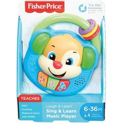 Player-Musical-Cante-e-Aprenda---Cachorrinho---Fisher-Price---Mattel