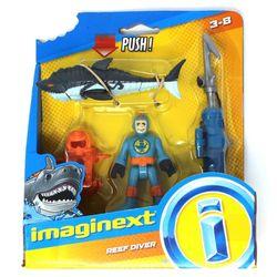 imaginext-mergulhador