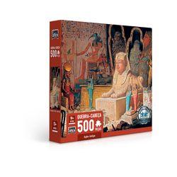 Quebra-cabeca-500-pecas-Egito-Antigo---Toyster