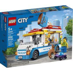 Lego-City---Van-de-Sorvetes---LEGO