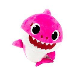 Baby-Shark-Pelucia-com-Musica---Rosa---Sunny