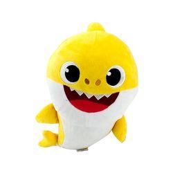 Baby-Shark-Pelucia-com-Musica---amarelo---Sunny