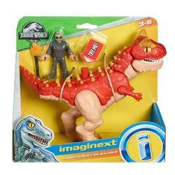Imaginext-Jurassic-World-Figura-Carnotaurus-e-Dr-Malcolm---FMX88---Mattel