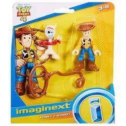 Figura-Imaginext-Toy-Story-Garfinho-e-Woody---GBG89--Mattel