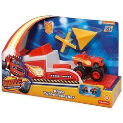 Hot-Wheels-Turbo-Lancador-Blaze-and-The-Monster-Machine---Mattel
