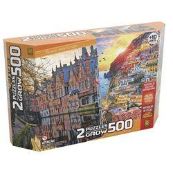 Kit-02-Quebra-cabeca-Puzzle-500-pecas---Passeio-pela-Europa---Grow.04
