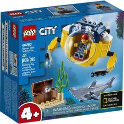 Lego-City---Mini-Submarino-Oceanico---LEGO