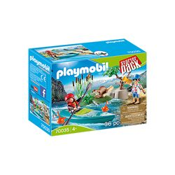 Playmobil-Starter-Pack--Iniciante---Aventura-com-Kayak---Sunny