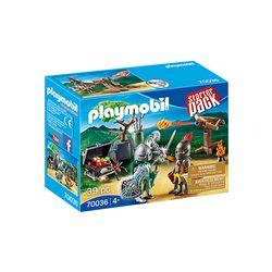 Playmobil-Starter-Pack--Iniciante---Batalha-do-Cavaleiro-do-Tesouro---Sunny
