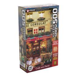 Puzzle-500-pecas-Cafe-em-Paris