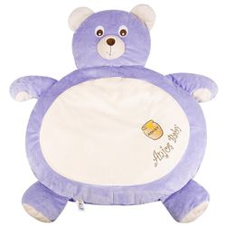 Tapete-Fluffy-Urso-Lilas---Anjos-Baby
