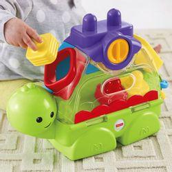 Fisher-Price-Tartaruga-Bloquinho-de-Empilhar---Mattel