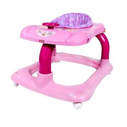Andador-Rosa-Princesas-Disney---Styll-Baby