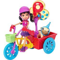 Polly-Boneca-Crissy-Bicicleta-Aventura-com-Pet---FRY92---Mattel