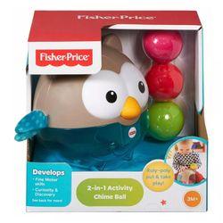Fisher-Price-Coruja-Bolinhas-Coloridas---CDR53---Mattel