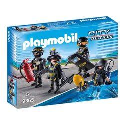 Playmobil-Equipe-De-Unidade-Tatica---City-Action---Sunny