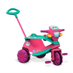 Triciclo-Velobaby-Passeio-Pedal-Gatinha---Bandeirante