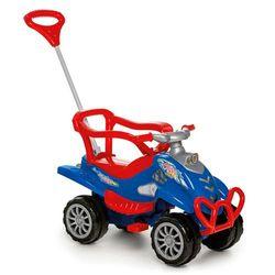 Carrinho-de-Passeio-Quadriciclo-Cross-Turbo-Azul---Calesita