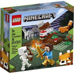 LEGO-21162_01_1-LEGO-MINECRAFT---AVENTURA-EM-TAIGA---LEGO-21162