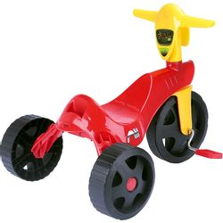 Triciclo-New-Speed-Vermelho---Homeplay