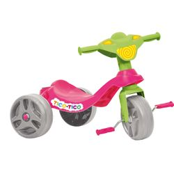 Triciclo-Tico-Tico-Rosa---Bandeirante