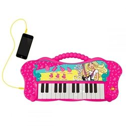 Teclado-Musical-Fabuloso-da-Barbie---Funcao-MP3---Fun