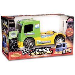 Carrinho-Truck-Adventure-Friccao---Usual-Brinquedos