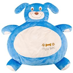 Tapete-Fluffy-Cachorro-Turquesa---Anjos-Baby