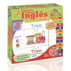 Quebra-Cabeca-Primeiras-Palavras-Em-Ingles---Brincadeira-de-Crianca
