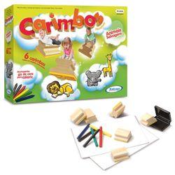 Carimbos-Educativos-Animais-Selvagens---Xalingo
