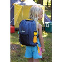Kit-Camping-Infantil--Mochila---Saco-de-Dormir---Lanterna----Mor
