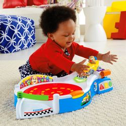 Fisher-Price-Super-Pista-De-Corrida---Mattel