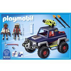 Playmobil-Action-Pirata-do-Gelo-com-Jipe---Sunny