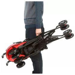 Carrinho-Para-Bebe-Umbrella-Spin-Neo-Red-Black-Frame---Infanti