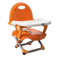 Assento-Elevatorio-Portatil-Pocket-Snack-Mandarino---Chicco