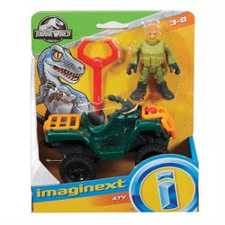 Imaginext-Jurassic-World-ATV-Quadriciclo---FMX92---Mattel