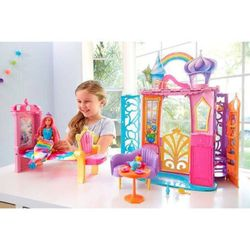 Boneca-Barbie-Playset-Castelo-de-Arco-Iris---FRB15---Mattel