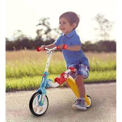 Bicicleta-Equilibrio-e-Patinete-2x1-Fisher-Price---Multikids