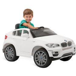 Mini-Veiculo-Eletrico---BMW-X6-Com-Controle-Remoto-6V---Bandeirante