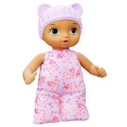 Baby-Alive-Naninha-Negra-Touca-Roxa---B7114---Hasbro