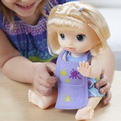 Boneca-Baby-Alive-Pequena-Artista-Loira---C0960---Hasbro