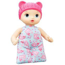Baby-Alive-Naninha-Branca-Touca-Rosa---B7114---Hasbro