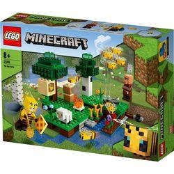 lego-minecraft-a-fazenda-das-abelhas-lego