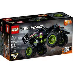 LEGO-Technic---Monster-Jam---Grave-Digger---42118--0