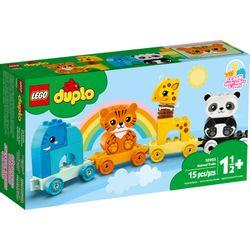 LEGO-Duplo---Trem-de-Animais---10955--0